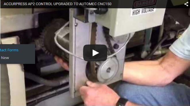 Accurpress AP2 Control Upgrade