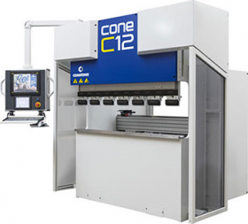 C12 Small Electric Press Brake