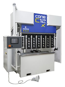 C12X Small Electric Press Brake