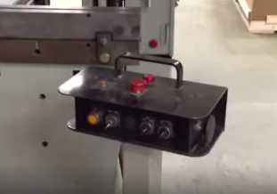 Press Brake manual mode