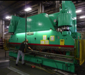 Cincinnati Press Brake Upgrade or Retrofit