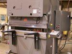 Standard Industrial Press Brake Model AB100-6