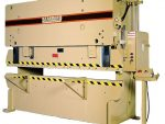 Standard Industrial Press Brake Model AB100-8