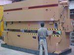 Standard Industrial Press Brake Model AB200-16