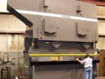 Standard Industrial Press Brake Model AB700-20