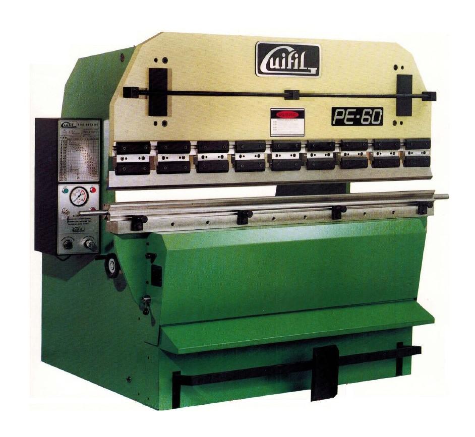Guifil press brakes PE-60