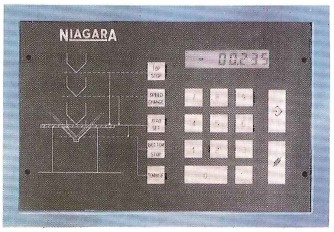 Niagara CNC System 500 y axis control