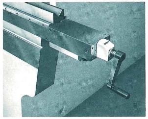 Ultra precision Vari-Crown deflection-compensating device